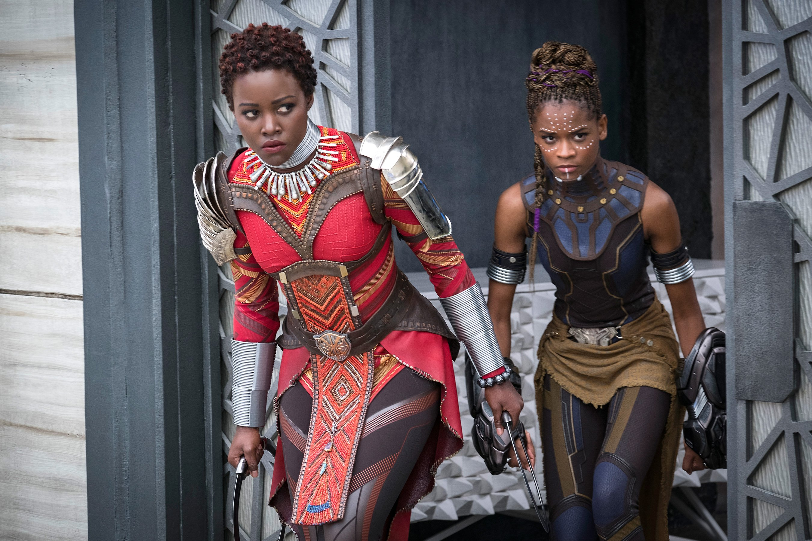 Black Panther: Lupita Nyong'o tried to buy tickets but it was already sold out