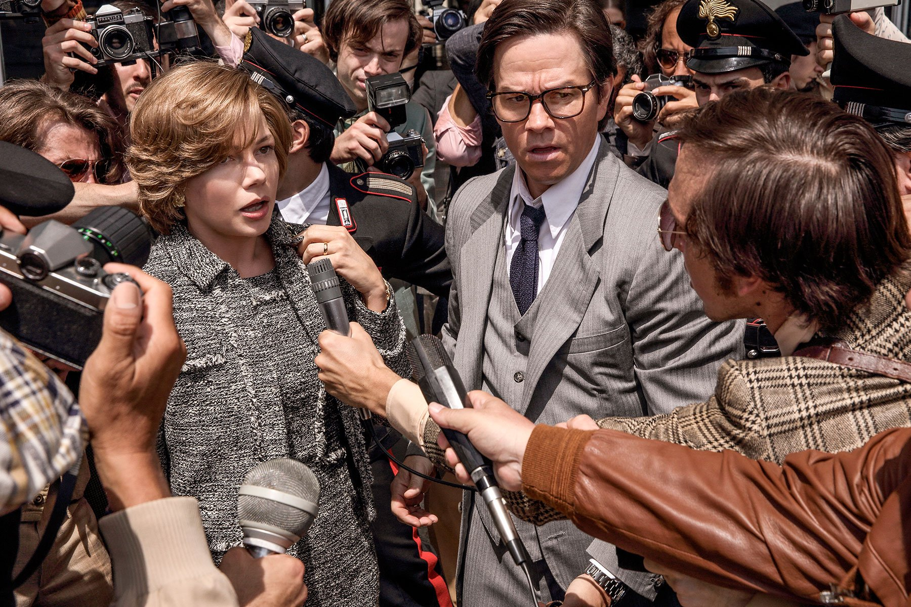 Mark Wahlberg reportedly made 1500 times what Michelle Williams did for All the Money reshoots