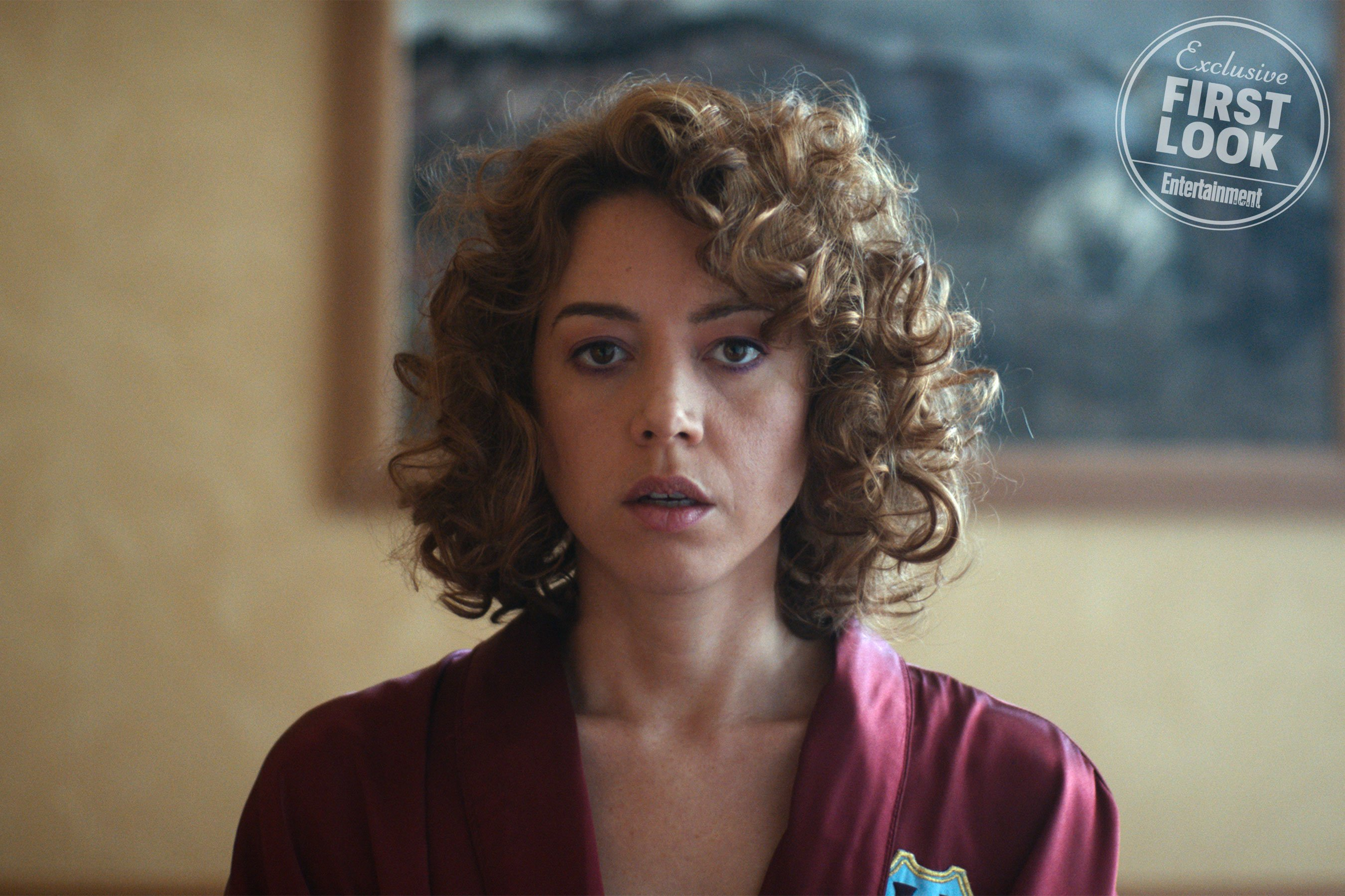 First look: Aubrey Plaza's Sundance comedy An Evening with Beverly Luff Linn