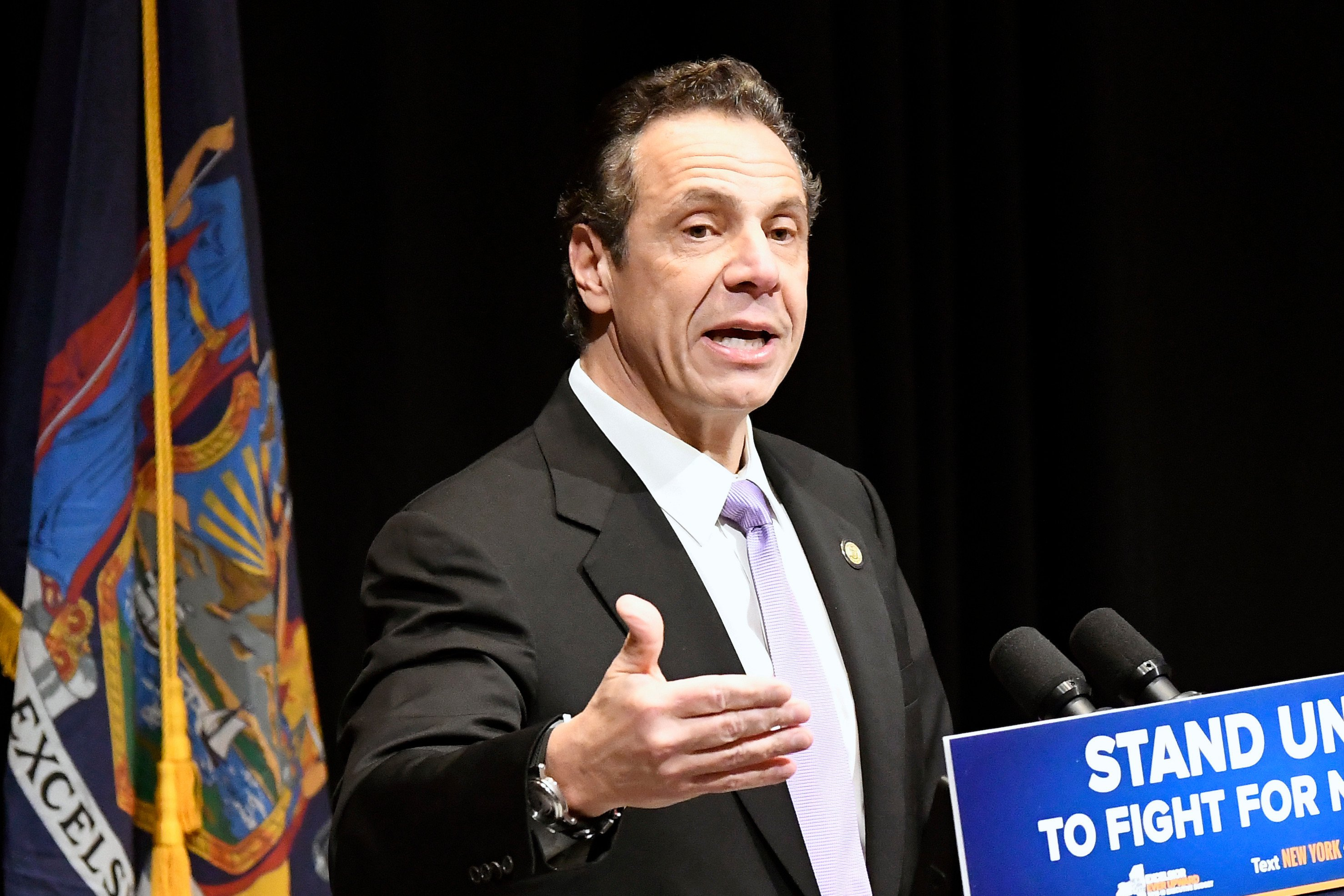Cuomo proposes state tax overhaul to counteract federal reforms