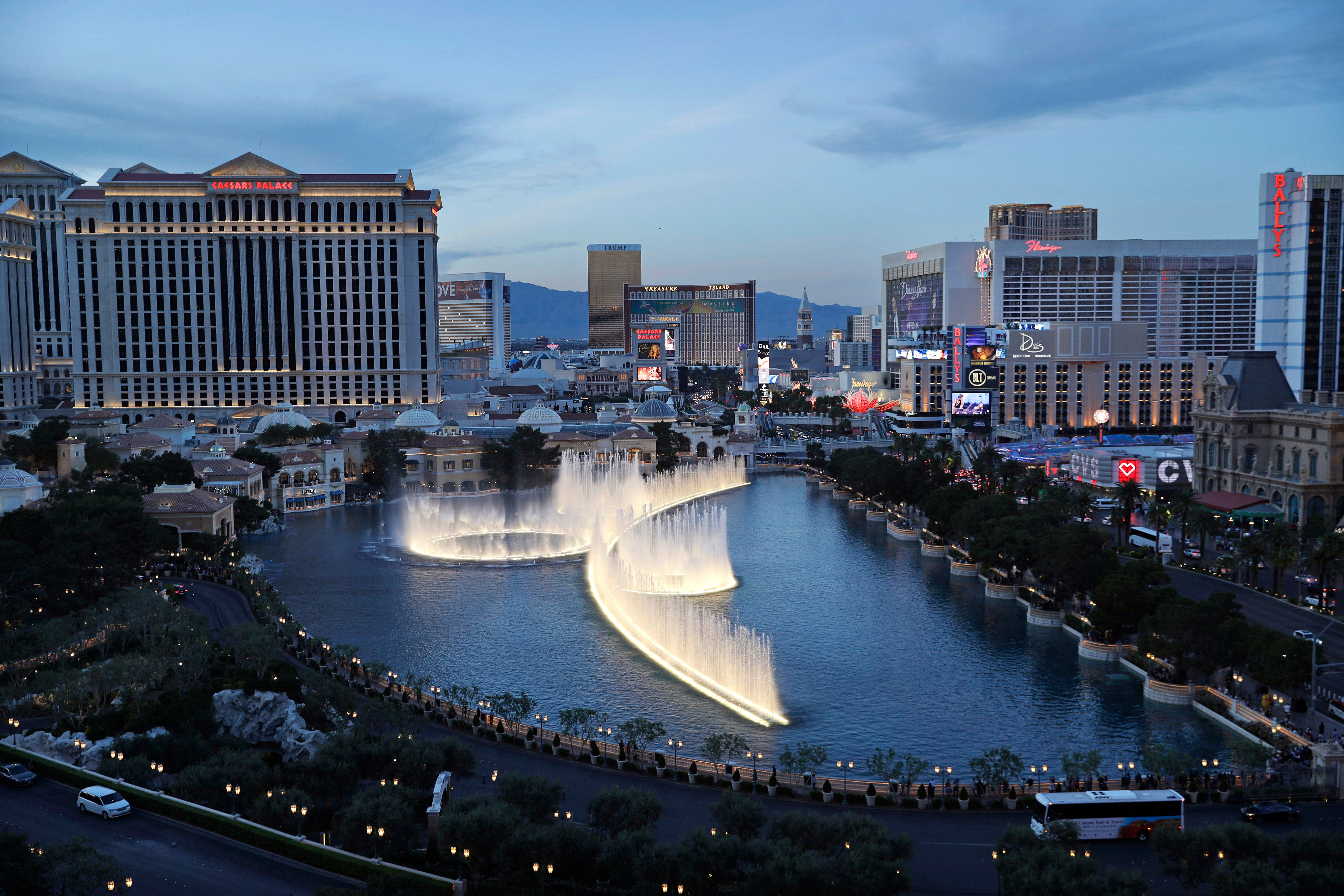 Housekeepers to ask Las Vegas hotels for panic buttons