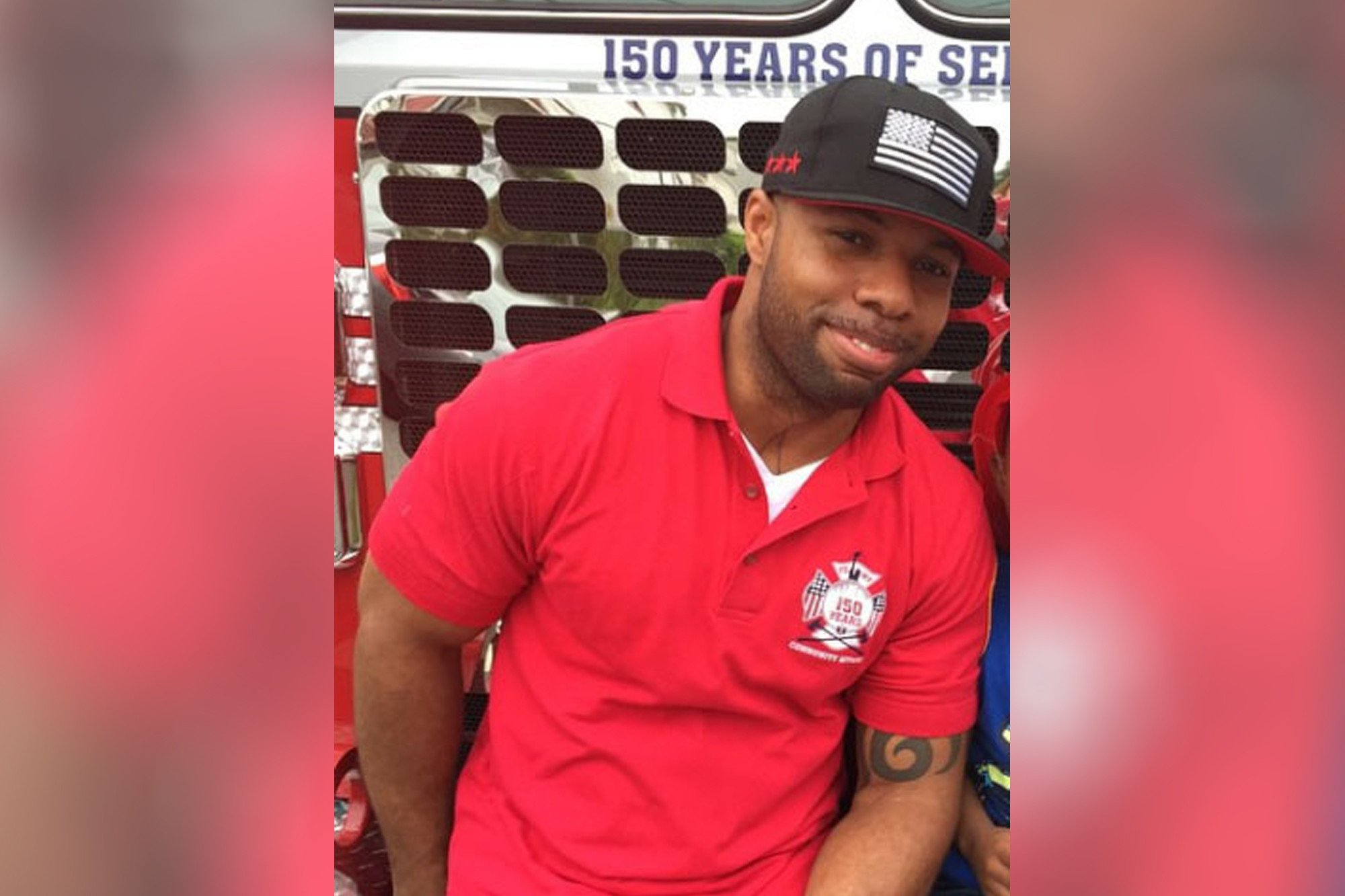 FDNY firefighter charged with punching ex in the face