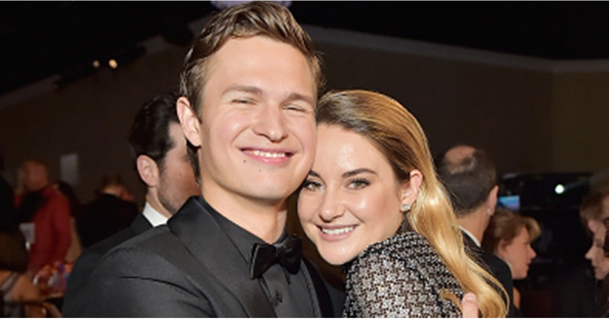 Our Hearts Can't Take the Reunion Between Shailene Woodley and Ansel Elgort