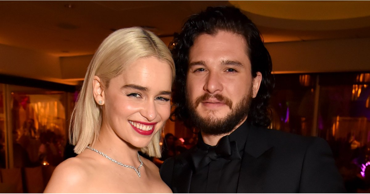 Winter Is Here! The Game of Thrones Cast Reunited at a Golden Globes Afterparty