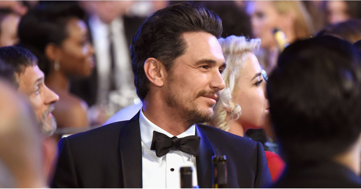 James Franco Attends the SAG Awards Amid Sexual Misconduct Allegations