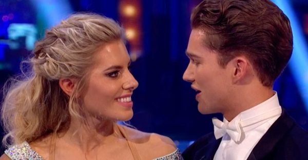Strictly Come Dancing's AJ talks about dating Mollie King