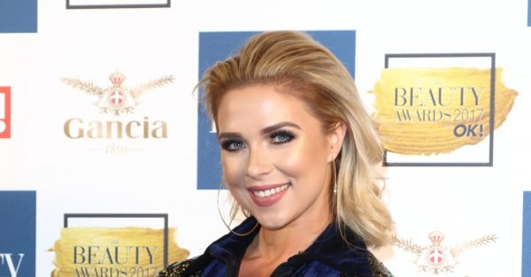 Gabby Allen 'trying to get back to pre-Love Island weight'