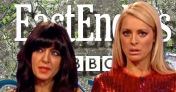 EastEnders star to REPLACE Strictly Come Dancing's Tess and Claudia?