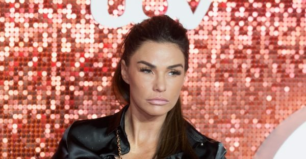 Katie Price BREAKS SILENCE on Celebrity Big Brother rumours
