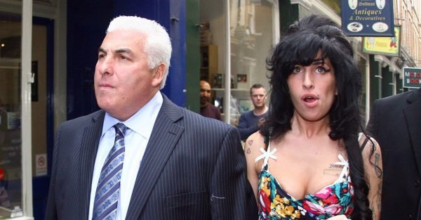 Amy Winehouse's father Mitch claims the singer's ghost visits him at his Kent home