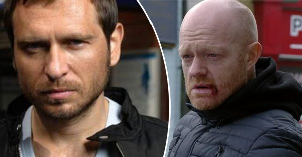 EastEnders: Max Branning reveals blackmail secret to Jay Brown