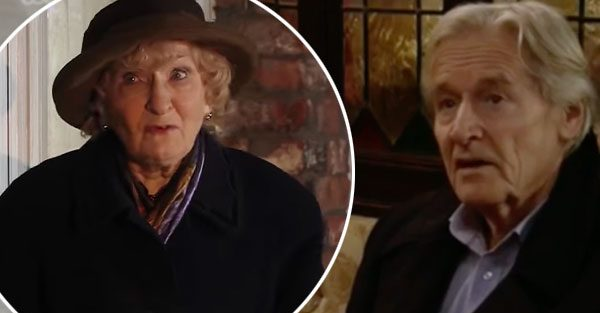 Coronation Street veteran Emily Bishop RETURNS to the soap