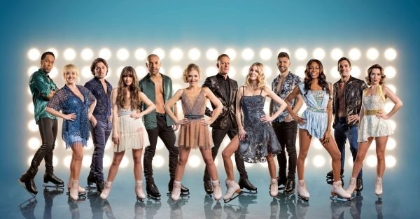 Dancing On Ice launch show in JEOPARDY?