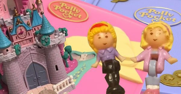 Polly Pocket dolls are now worth a LOT of money
