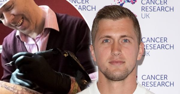 Dan Osborne gets ANOTHER tattoo to add to his growing collection