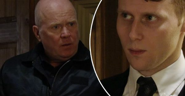 EastEnders fans predict Jay Brown and Aidan money twist