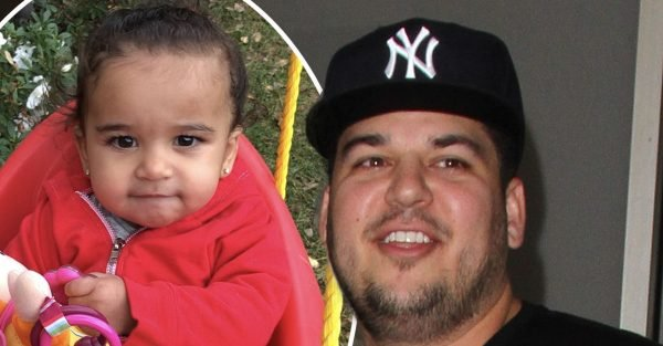 Rob Kardashian makes RARE Twitter appearance as he gushes over daughter