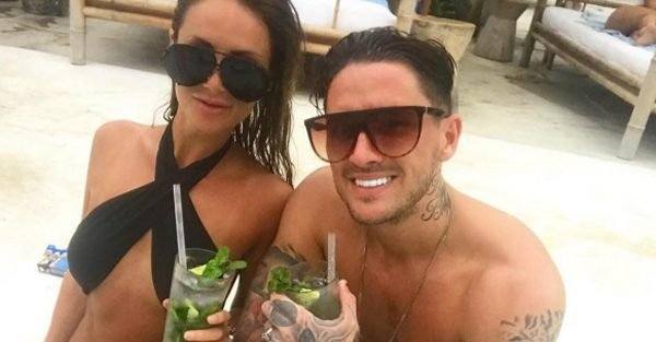 Stephen Bear moves on from Charlotte Crosby while on holiday in Bali