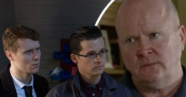 EastEnders: Ben Mitchell and Jay Brown make WORRYING discovery about Phil