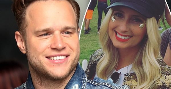 Olly Murs is finding it hard to move on from his engaged ex