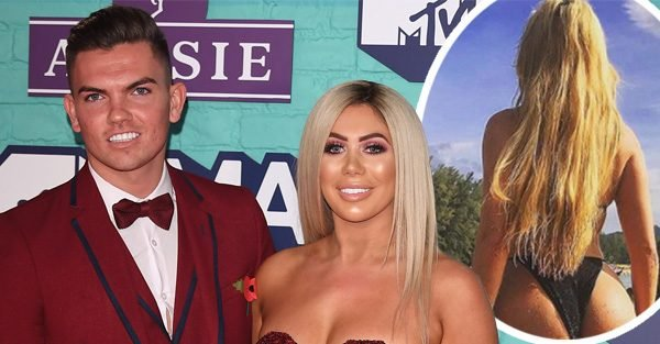 Geordie Shore's Chloe Ferry and Sam Gowland spark ENGAGEMENT speculation