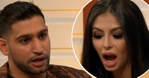 Amir Khan and Faryal Makhdoom cause concern during Good Morning Britain interview about their marriage