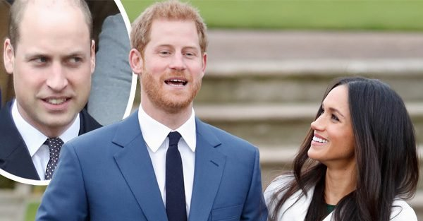 Prince Harry HASN'T asked Prince William to be his best man