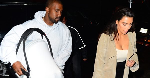 Kim Kardashian's surrogate set to give birth at any moment