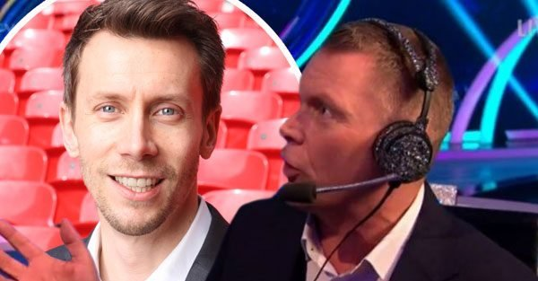 Dancing on Ice: Axed commentator Matt Chapman's replacement REVEALED