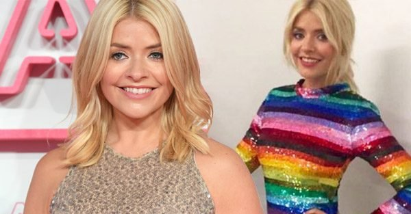 Holly Willoughby's weight loss secret REVEALED