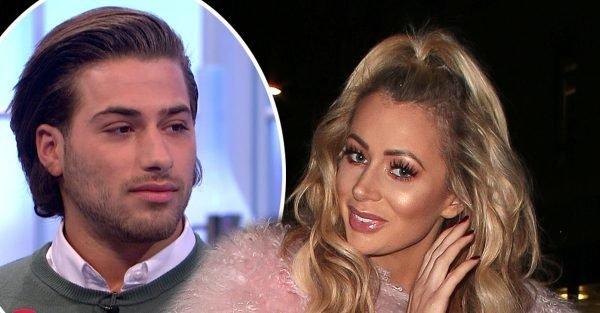 Olivia Attwood reveals why she has drifted apart from Kem Cetinay