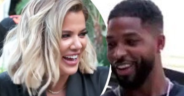 KUWTK: The moment Khloé Kardashian reveals pregnancy to friends and family
