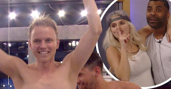 Celebrity Big Brother: Fans annoyed over reduced coverage of Andrew and Courtney