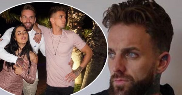 Aaron Chalmers QUITS Geordie Shore after four years on the MTV reality show