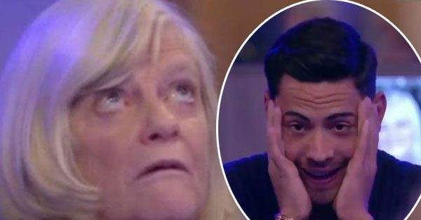 Celebrity Big Brother's Ann Widdecombe SLAMMED for 'uptight' attitude during chat about bum waxing with Andrew Brady