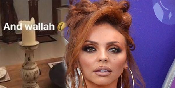 Jesy Nelson leaves fans in hysterics after making VERY embarrassing spelling blunder
