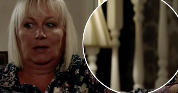 Coronation Street: 'Ghostly shadow' spotted in Eileen and Pat Phelan scene