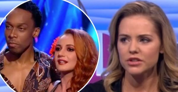 Dancing On Ice: Stephanie Waring confused over early exit