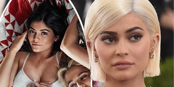 Kardashian Calvin Klein shoot seemingly reveals Kylie Jenner's DUE DATE