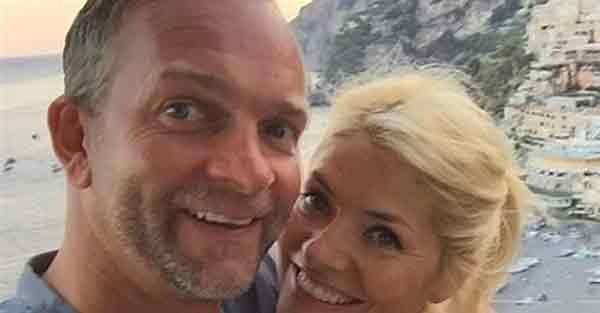 Who is Holly Willoughby's husband Dan Baldwin? Inside their marriage