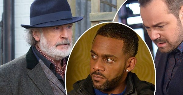 Vincent Hubbard in EastEnders death fears amid Aidan Maguire heist twist