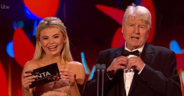 National Television Awards 2018: Awkward moments you missed