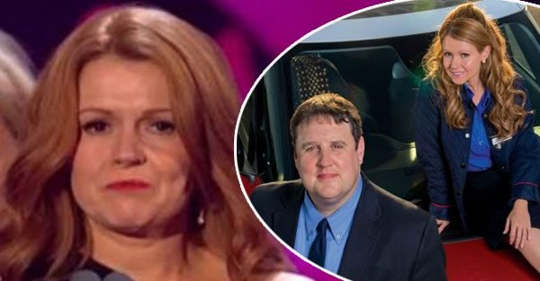 National Television Awards: Peter Kay misses his show Car Share's win as co-star admits he's 'gutted' not to attend star-studded event