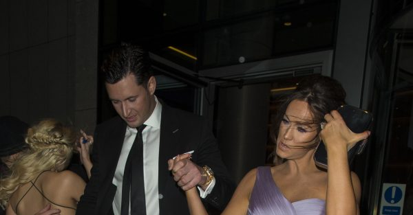 NTAs: Vicky Pattison worse for wear as she leaves awards