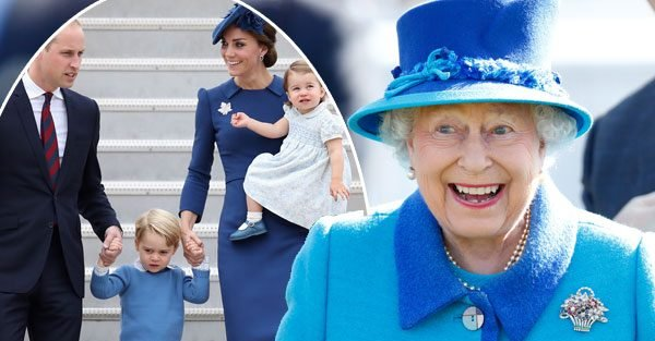 Who pays for the royal family? The Queen's salary revealed