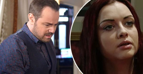 Whitney Dean EastEnders: Mick Carter tipped for affair after Halfway scene
