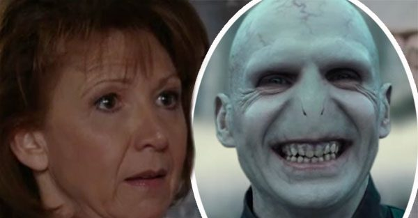 EastEnders shock with HILARIOUS Harry Potter reference