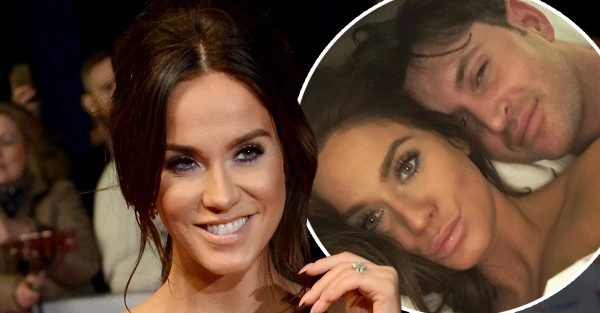 Vicky Pattison 'shares picture in bed' with 'Muggy' Mike Thalassitis