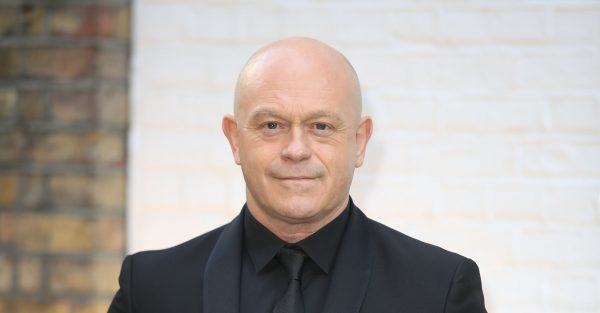 Ross Kemp sparks friendship with Ioan Gruffudd at NTAs