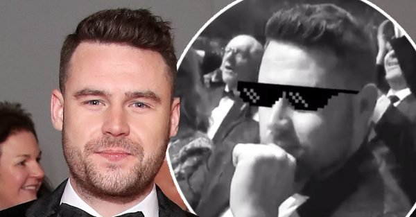 Emmerdale star Danny Miller is cool and fit